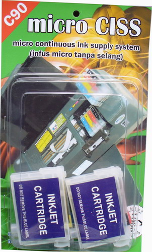micro CISS for Epson C90